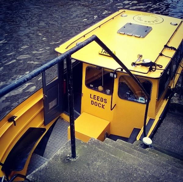 This week in Leeds - Leeds Dock