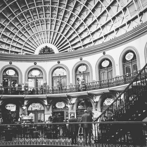 Graduation Shopping Sorted - Leeds Corn Exchange