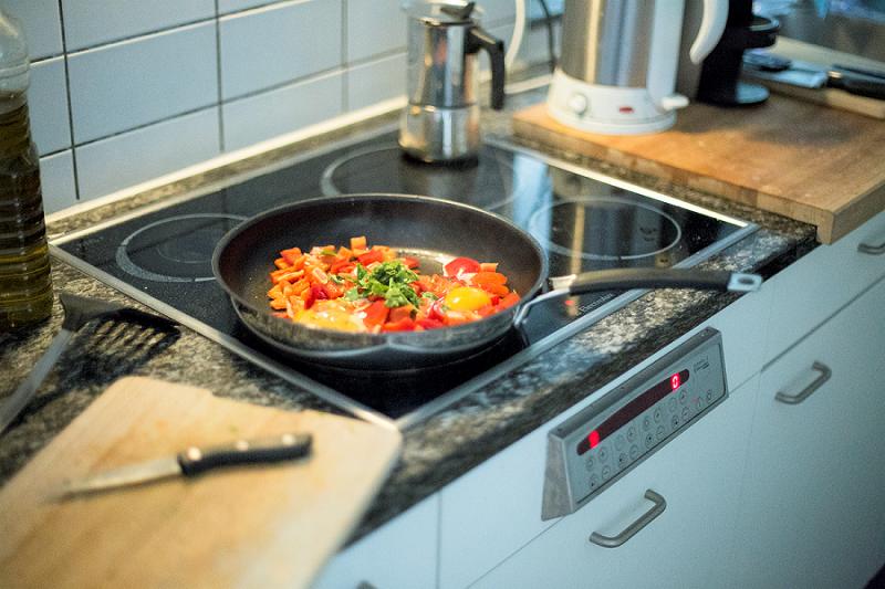 Preparing for University - Cooking