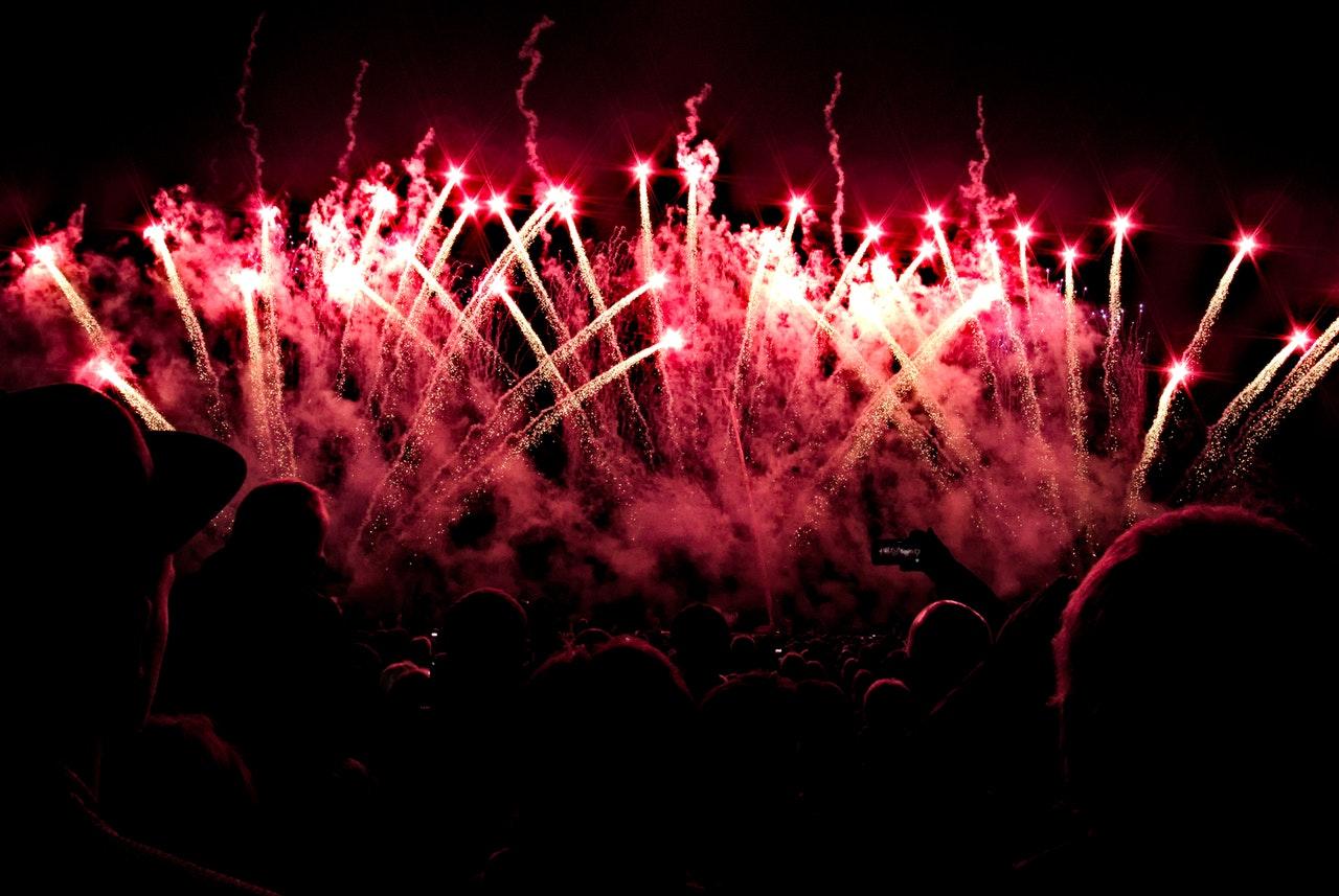 Fireworks - bonfire night
