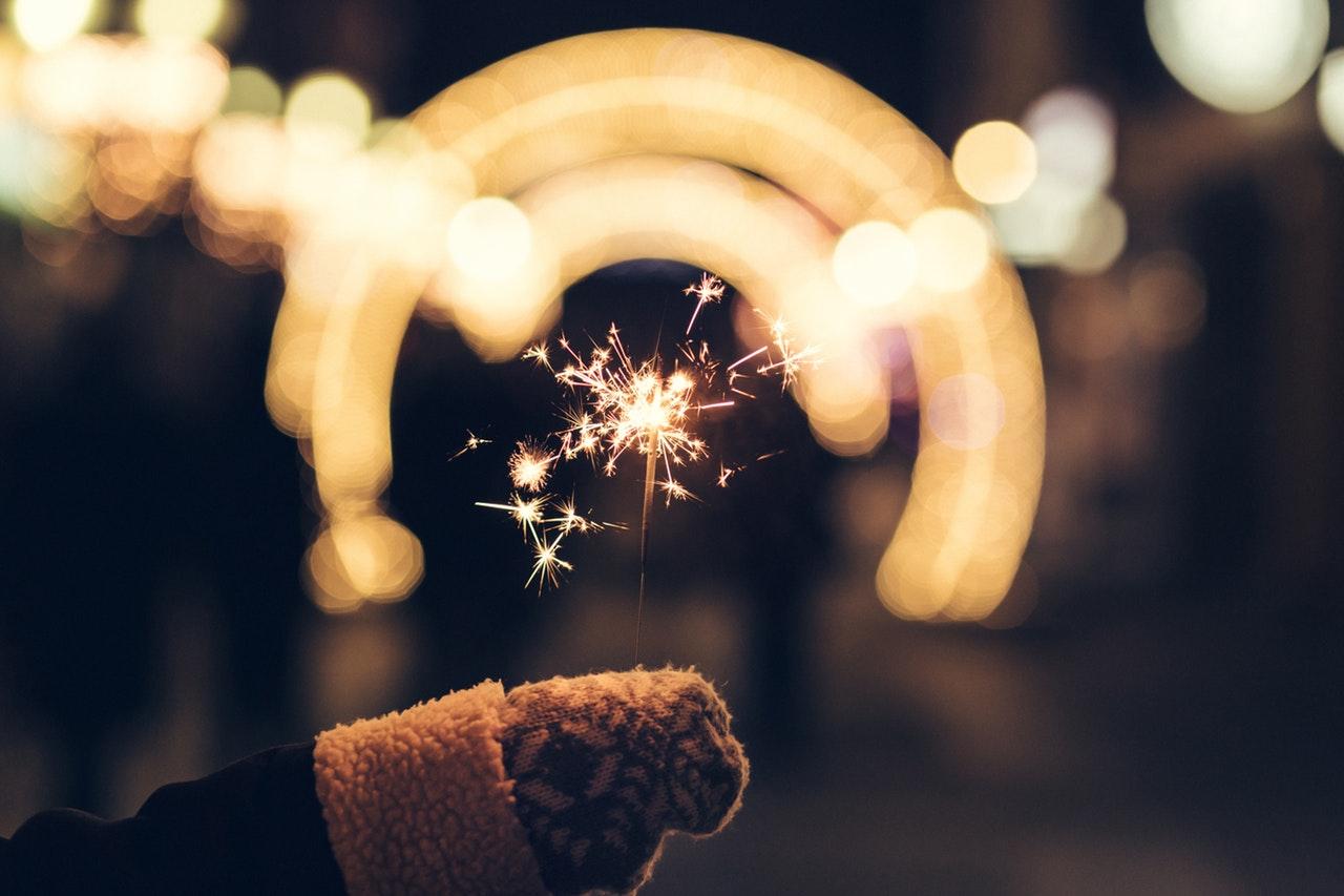 Sparkler - Bonfire Night