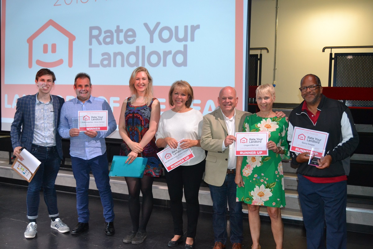 Rate Your Landlord Awards 2018