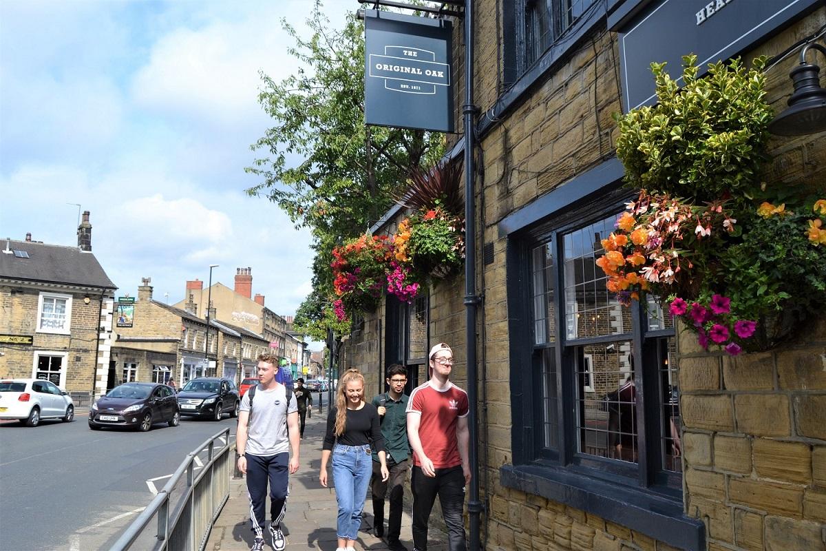 The Original Oak Pub, Headingley