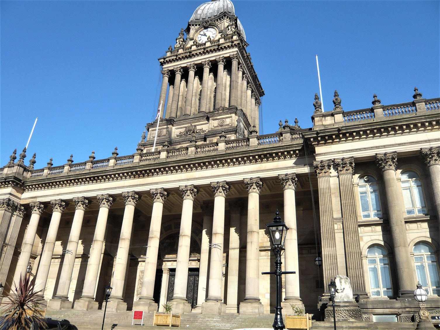 World Series Triathlon - Leeds City Hall