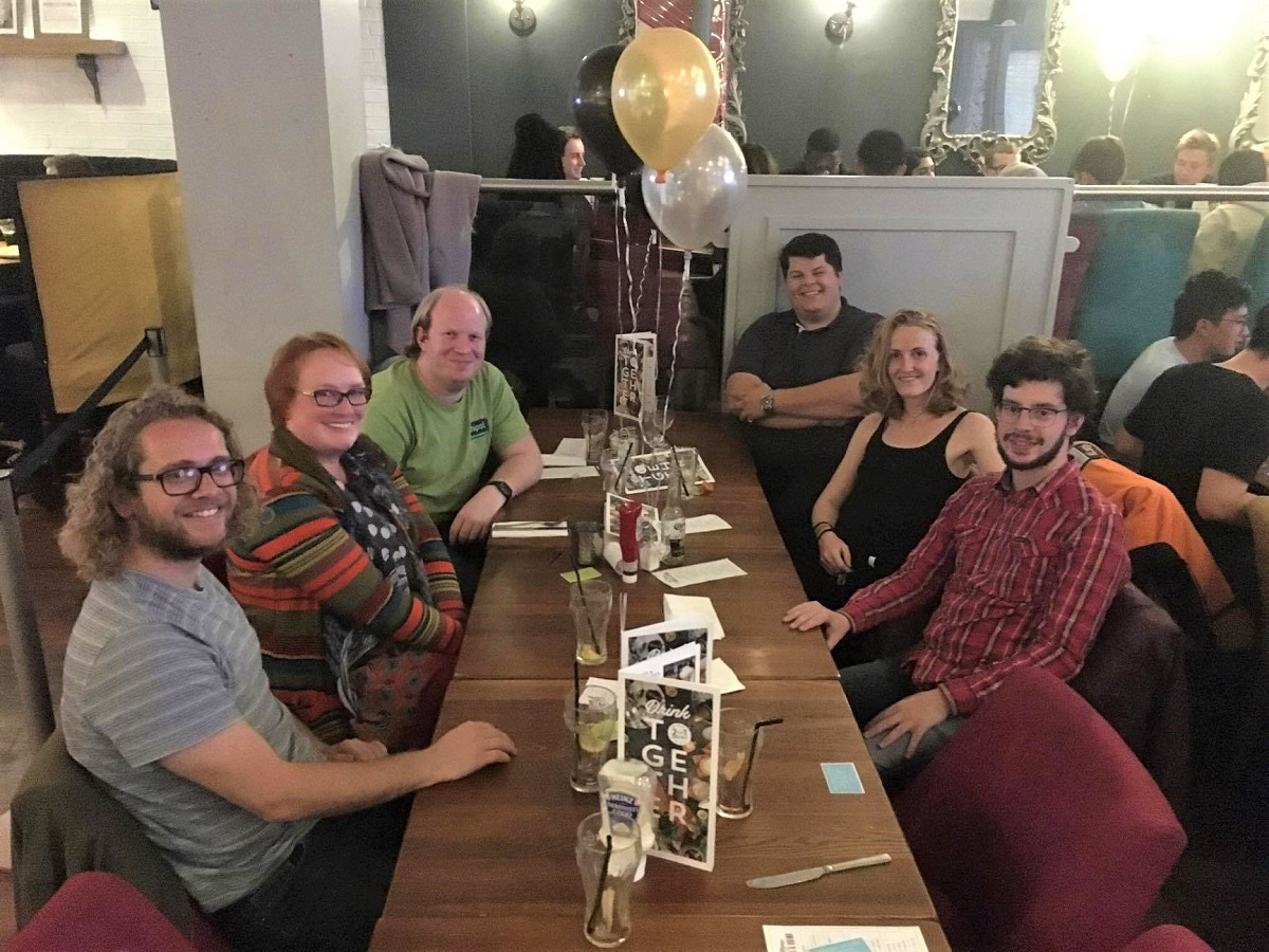 Slug and Lettuce Welcome Events