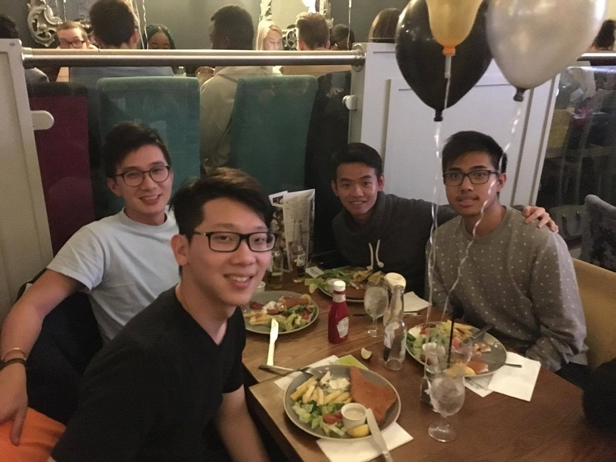 Slug and Lettuce - Welcome events