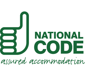National Code logo