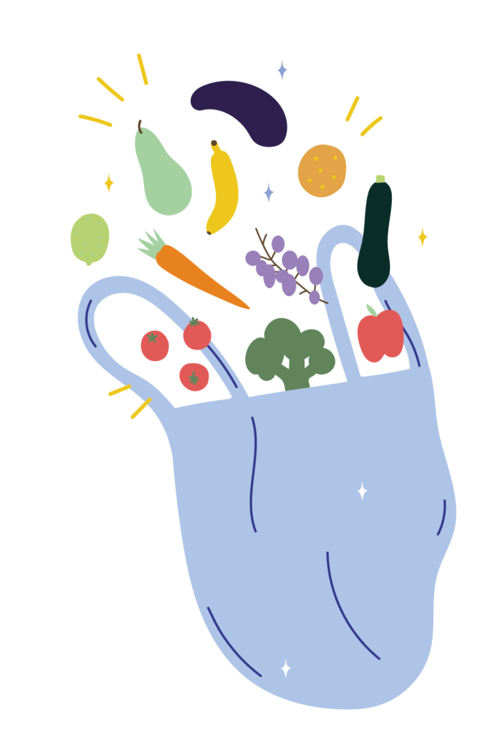 Wellbeing at uni - healthy eating